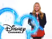 Disney Channel Amy Bruckner ID REDO
