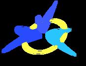 Eurdevision print logo 1993