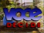 Sigma promo - Voce Decide - 18-4-1992 - 1