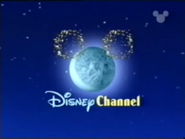 Disney Channel ID - Planet (1999)