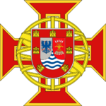 Coat of arms of South Matamah (1928-1943)
