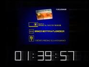 SRT clock - Cartao Vital - March 23, 1997 - 2