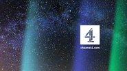 Channel 4 ID - Outer Space