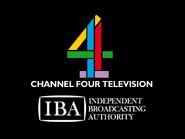 Channel 4 startup slide 1982