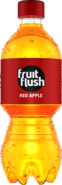 Fruit Flush Apple PET Bottle