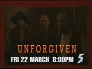 CH5 promo - Unforgiven - 1996