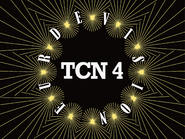 Eurdevision TCN 4 - Four Network ID 1985