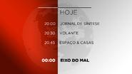 SRT Noticias - Schedule bumper (2016)