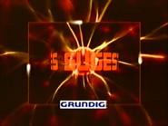 SRT pre-promo ID with Grundig logo - 1996