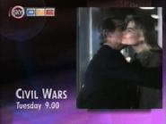 Sky One promo - Civil Wars - 1994