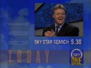 Sky One promo - Sky Star Search - 1991