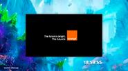 NCN x HTTYD3 2019 clock (Orange)