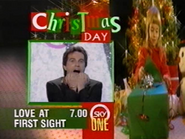Sky One promo - Love at First Sight - Christmas 1990