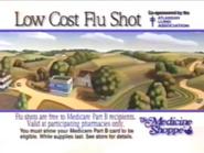 The Medicine Shoppe URA TVC - Low Cost Flu Shots - 1995