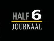 Half 6 Journaal open 1988