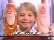 Johnson's Baby Shampoo and Johnson's Baby Conditioner TVC - March 1987 - 2
