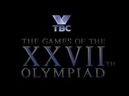 TBC ID - Games of the XXVIIth Olympiad - 1989