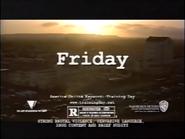 Training Day movie TVC (September 30, 2001) - 2