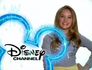Disney Channel ID - Emily Osment
