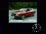 SRT - Delta Runner clock (1986)