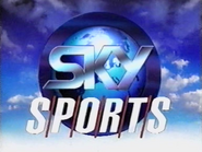 Sky Sports Early 1991 ID