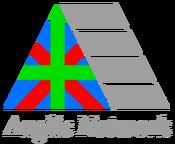 Anglic Network logo 1994