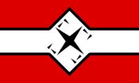 Flag of Rialmany (1932-1944)