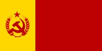 Flag of the Bisterdan Union (1934-1959)