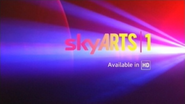 Sky Arts 1 ID - Film - 2008