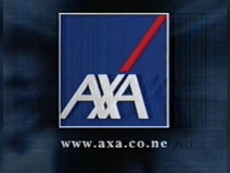 3 sponsor billboard - AXA NE - 2002