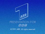 ARR GRT endcap 1991