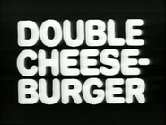 Burger King 99 Cent Double Cheeseburger TVC - 1-29-1989 - 1