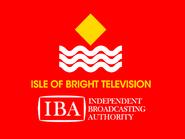 Isle of Bright startup slide 1973