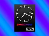 NCN network clock 1995 (Einmar Gamehub)