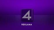 Quatro publicidade purple