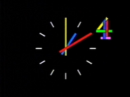 Channel 4 clock 1982