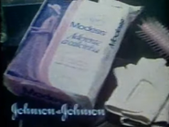 Johnson and Johnson Modess PS TVC 1976