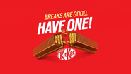 KitKat 2019 TVCM (Cheyenne, Hisqaida and Cardinalia)