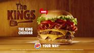 Burger King MS - King Cheddar TVC 2017