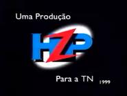 Hairman Zap Produções TN endboard 1999