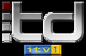 ITD Dibralta ITV1 logo 2002