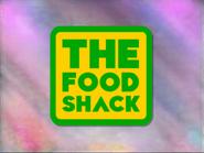 Univision sponsorship billboard - The Food Shack - 1994