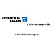 General Bank TVC 1999
