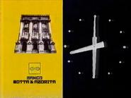 TN Madesia clock - Motta - 1995