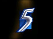 Channel 5 ID - Light - 2005
