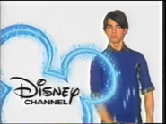 Disney Channel ID - Joe Jonas (2008)