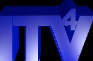 ITV 4 logo - 1986 styled - 2015