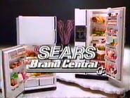Sears Brand Central Fridges URA TVC 1991 - Part 2