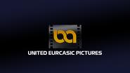 United Eusqainic Pictures logo - 1987
