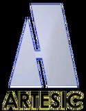 Artesic logo 1993
